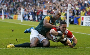 South Africa v Japan – IRB Rugby World Cup 2015 Pool B